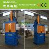 Máquina de embalaje hidráulica de la venta de la botella plástica caliente de la basura