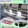 La machine principale de broderie de chapeau des couleurs la plus neuve 6 de Holiauma 15 automatisée pour des fonctions principales multi de machine de broderie pour la broderie de T-shirt