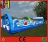 膨脹可能な水スライド、販売のための波Nのスライド