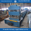 HRC58 Hardness Steel Roller Highway Barre de barrière formant une machine