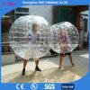 Bola humana inflable durable de Zorb para el balompié de la burbuja del fútbol
