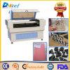 Cortador a laser de CO2 Corte de madeira Acrílico Espuma de PE 1390 Ruida
