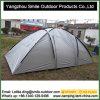 8-10 pessoas 2 Quartos Casa Camping Tenda Marquise personalizada
