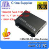 Miniera E1002 MPEG-4 H. 264 HD HDMI Video Encoder per il IP Streaming Encoder 1080P 60Hz Encoder di IPTV Streaming Hdcp Signal IPTV