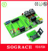 Mergulhe e PCBA SMT conjunto PCB Fabricante