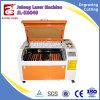 Цена автомата для резки лазера кожи фабрики Китая деревянное акриловое