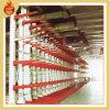 Depósito de fábrica lateral dupla prateleira cantílever Pesado