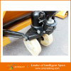 Mini Hydraulikpumpe-Handladeplatten-Förderwagen