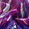 сатинировка 19m/M Silk напечатанная в цветастых линиях