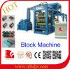 Machine de fabrication de brique de ciment de sol d'Interlcking en Inde
