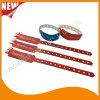 Divertissement personnalisé bracelets en plastique de vinyle ID bracelet bandes (E6060B13)