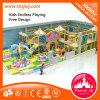 광저우에 있는 아이 Indoor Playhouse Indoor Soft Playground