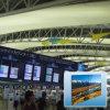 Visualizzazione d'impionbatura dello Multi-Schermo LED Sumsang 46 '' per la pubblicità della visualizzazione di LED