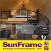 Profil d'aluminium Balustrade en aluminium fantastique dans l'utilisation de l'espace intérieur