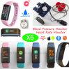 Nouvel écran couleur de Smart bracelet avec moniteur de pression sanguine (X6)