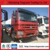 Camion de réservoir d'eau de HOWO avec la qualité