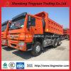 Нагрузка тележки сброса Китая HOWO 6X4 30 тонн