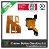 Placa de circuito impreso flexible única cara