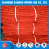 HDPEの別の織り方のための防火効力のある安全構築の網か足場安全網