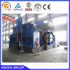 Machine de plaque du rouleau W12S-30X3000 4 de dépliement en acier et de roulement