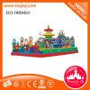 Château gonflable de mur gonflable de princesse Bouncy Castle Inflatable Climbing de PVC