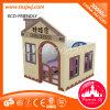 Il playhouse di plastica della bambola di disegno unico del parco di divertimenti scherza i giocattoli del playhouse