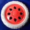 O plástico roda as rodas da espuma de EVA para o carro de compra & a bicicleta do trole