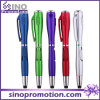 Plastic LEIDENE Lichtpen met Pen van de Gift van de Toorts de Promotie (S1120)