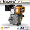 Motor diesel con el eje de la chavetera ofrecido con la máquina de la construcción (HR178F)