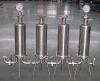 Aço inoxidável saco de filtro do tipo Vertical