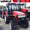 Tractor de ruedas pequeña china de la nueva marca con motor de 55hp