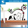 Screen Printing populares motocicleta ATV Etiqueta