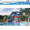Faites glisser les Centres de jeu extérieur de l'eau du parc de l'eau équipement (M11-04902)