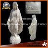 Pietra naturale che intaglia la scultura bianca della statua di marmo