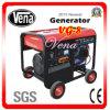 Комплект генератора газолина 8.5 Kw портативный