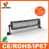 Hochleistungs- 72W LED Curved Light Bar Dual Row LED Arch Light Bar 72W Offroad LED Auto Lighting Parts