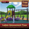 CE Intéressant Kids Style plastique en plein air Aire de jeux (X1283-11)