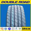 Doubles entraînement de marque de route du principal 10 et position 295 de remorque constructeur en caoutchouc de luxe neuf de pneu de 75 22.5 285/75r22.5 Google
