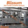Enchimento automático de água de nascente e equipamento de embalagem / Linha //máquinas da fábrica