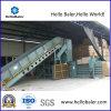 Pressa per balle automatica della carta straccia/pressa per balle del cartone/macchina d'imballaggio della carta da Hellobaler (HFA8-10)