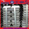 Chine Le bon prix pour les lingots d'alliage d'aluminium ADC14 (Al secondaire) - Chine Lingot d'aluminium 99,7%, Vente chaude à faible teneur en lingots d'aluminium