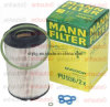 Mann-Filter PU936/2X Fuel Filter per per Volkswagen Fgi-300d 1k0-127-177A 1k0-127-434A