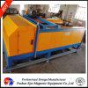 Separador de la corriente de Foucault Ecs-120 para reciclar el cobre del desecho