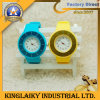 Подгонянное Fashionable Silicone Watch для Promotion (KW-001)