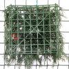 La frontière de sécurité de jardin protège la haie artificielle de qualité décorative bon marché