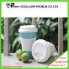 Zeichen Customized Bamboo Fiber Mug mit Silicone Lid (EP-M9041)