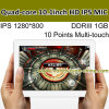 PC Ultra-Thin 10.1inch IPS Android Квада-Core