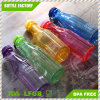 BPA освобождают бутылку воды 550ml с ручкой легкой для того чтобы снести