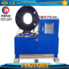 Máquina de friso estampando hidráulica de friso da mangueira da máquina Dx68 da tubulação de aço