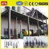 equipo crudo disponible de la refinería del petróleo de girasol del ingeniero 1-100t/del petróleo de cacahuete/del petróleo de soja/del petróleo de rabina/de petróleo de semilla de algodón